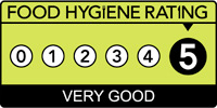 Hygiene rating: 5